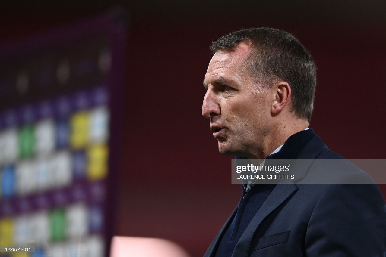 The five key quotes from Brendan Rodgers' pre-Liverpool press conference