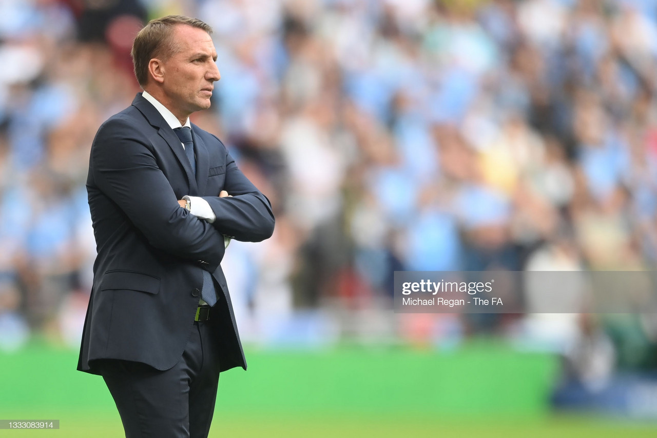 Brendan Rodgers discusses the new season, injuries and signings ahead of Premier League opener