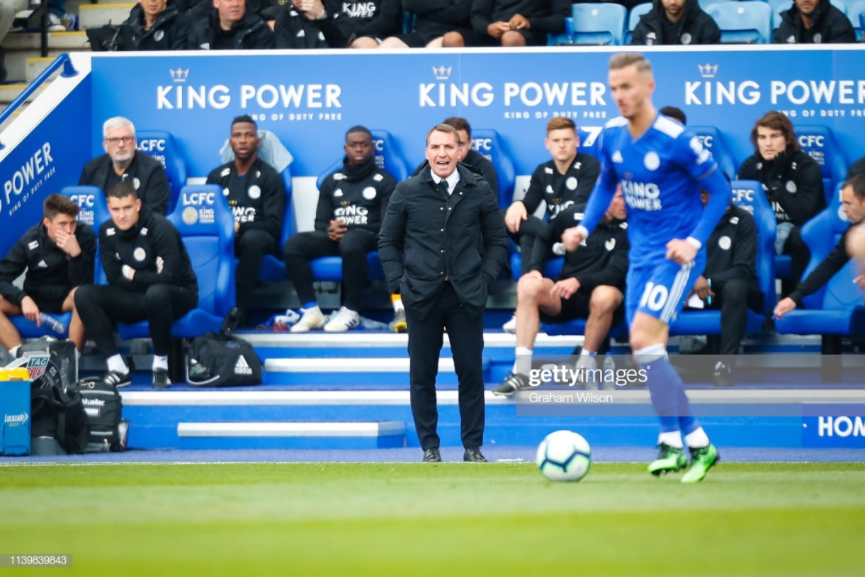 Opinion: Why Leicester's comprehensive victory over Arsenal could be a sign of things to come under Rodgers