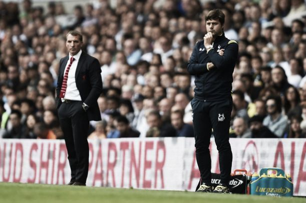 Brendan Rodgers wary of Spurs threat