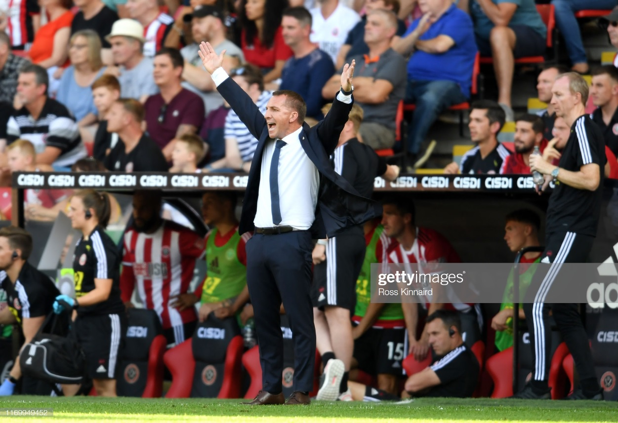 Rodgers praises Leicester's 'resilience' in Bramall Lane victory