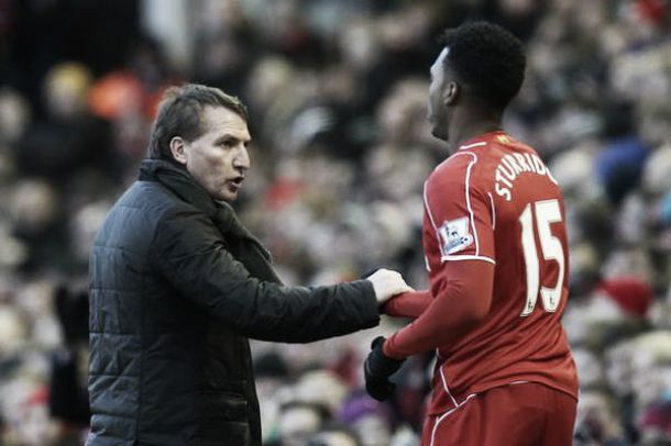 "Brendan Rodgers delighted for ""lethal"" Sturridge after West Ham strike"