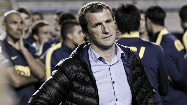 """Arruabarrena: """"Necesitamos salir campeones"""""""