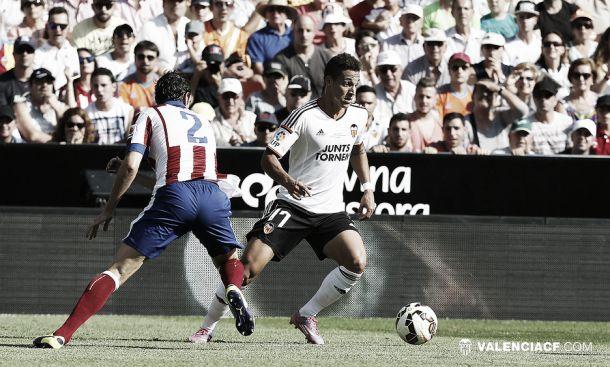 El mejor Valencia aterriza en el Calderón