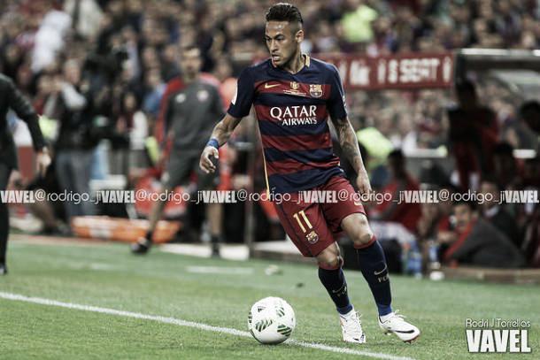 Neymar se emociona al recordar a Messi