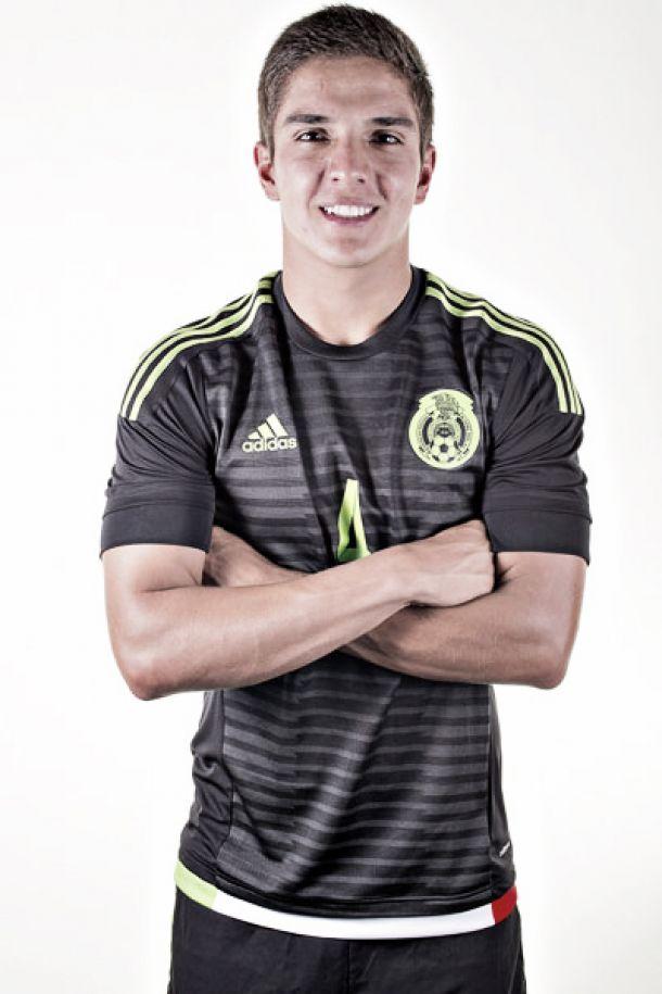 Conoce a Rodrigo González, defensa de la Selección Nacional Sub-20