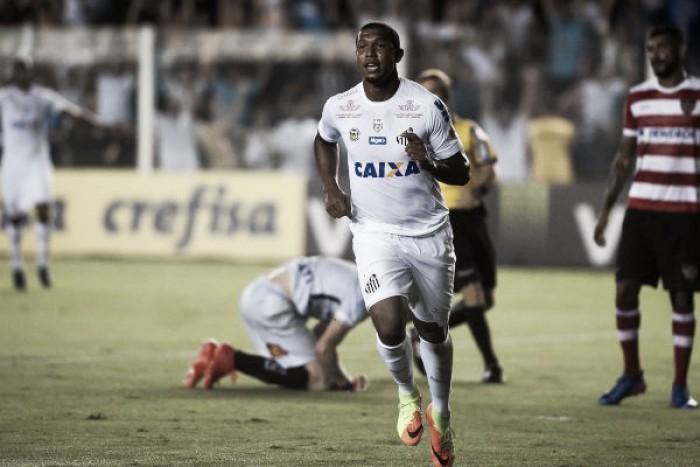 """Rodrigão se destaca na estreia do Paulistão e Dorival prefere cautela: """"É inicio de trabalho"""""""