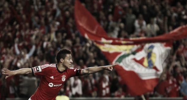 Benfica com Turim à mão de semear