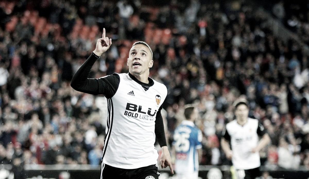 Un Espanyol que mereció más cae en Mestalla