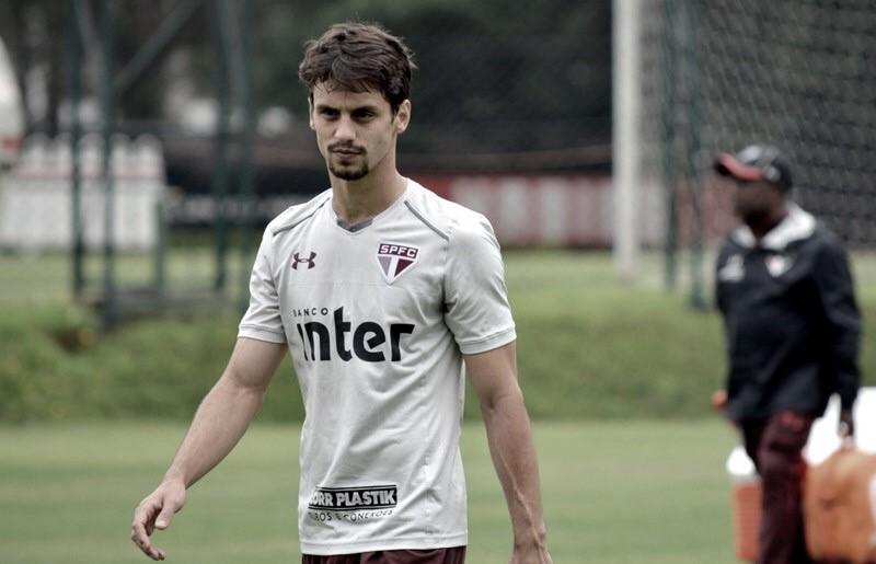 Flamengo acerta contratação do zagueiro Rodrigo Caio, São Paulo