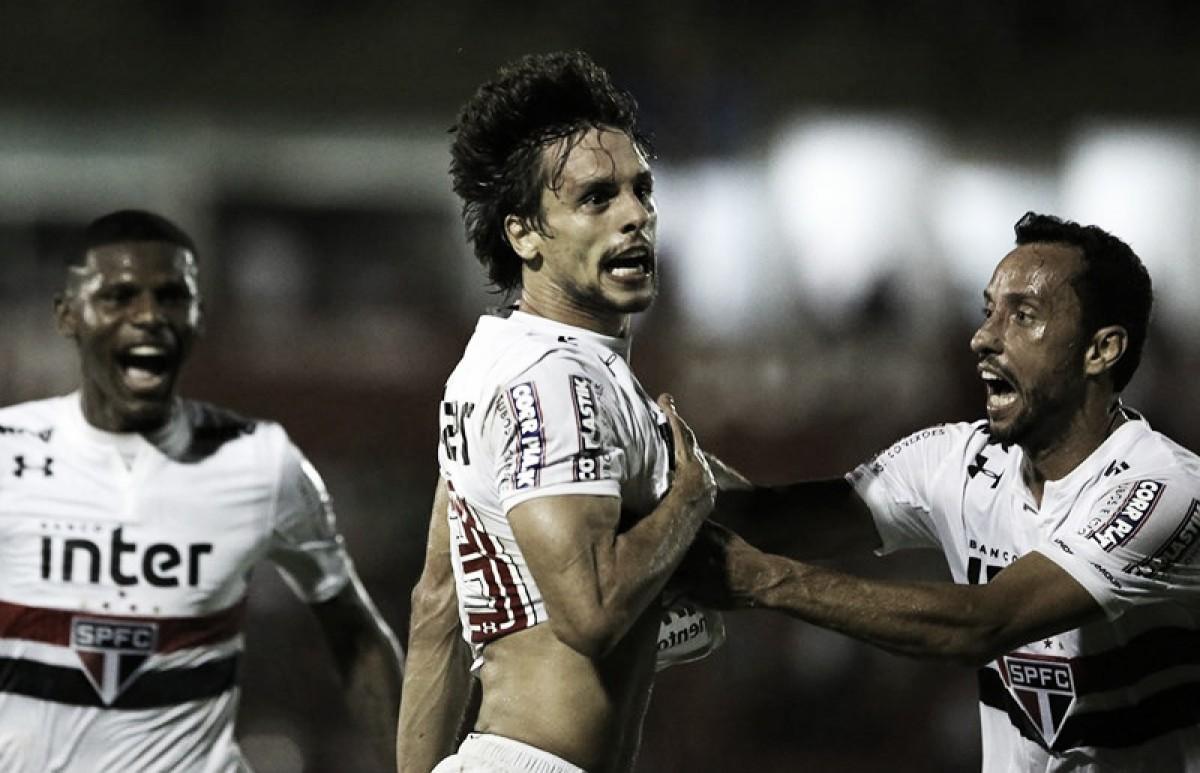 Rodrigo Caio marca nos acréscimos, e São Paulo vira sobre Linense no Campeonato Paulista