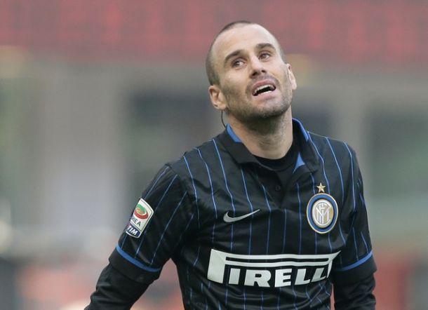 L'Inter si aggrappa a Palacio