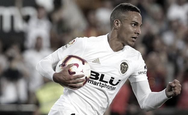 Rodrigo Moreno se marcha al Atlético de Madrid