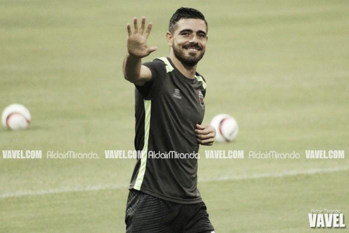 """Rodrigo Prieto: """"Contento por los goles y el buen paso del equipo"""""""