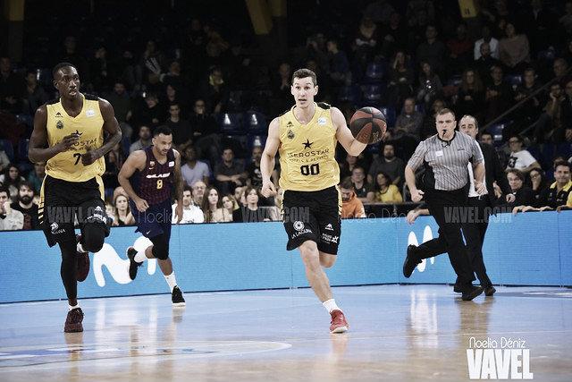 Rodrigo San Miguel regresa al Tecnyconta Zaragoza