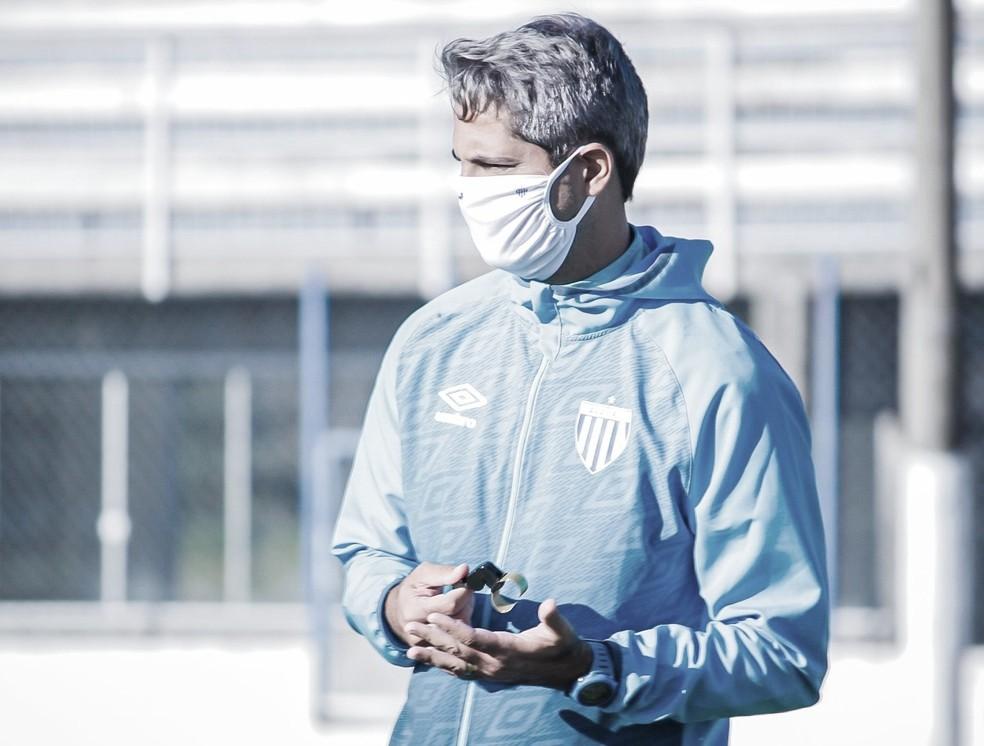 Após eliminação contra Chape, Rodrigo Santana diz que Avaí tem que 'tirar lições' para Série B