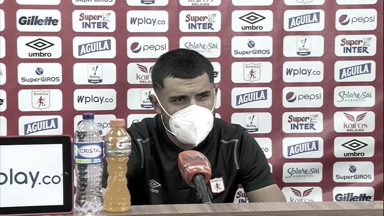 "Rodrigo Ureña ""Tenemos que comenzar a ganar, para nosotros es fundamental empezar a suma de a tres"""