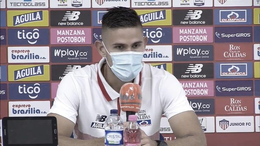"""Juan David Rodríguez: """"Tenemos que arriesgar más, porque tenemos jugadores para hacerlo"""""""