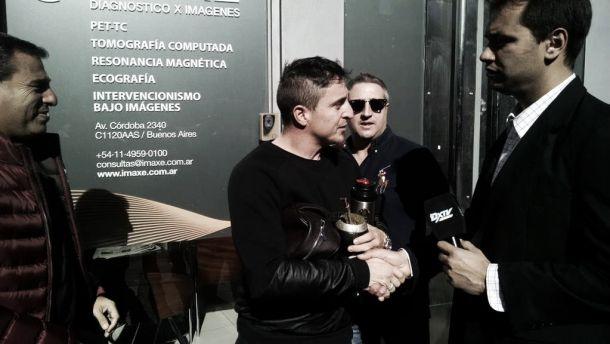 Cebolla Rodríguez nuevo jugador de Independiente