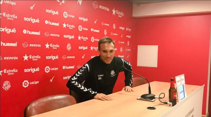 Análisis del entrenador del Gimnàstic de Taragona: Antonio Rodríguez Saravia
