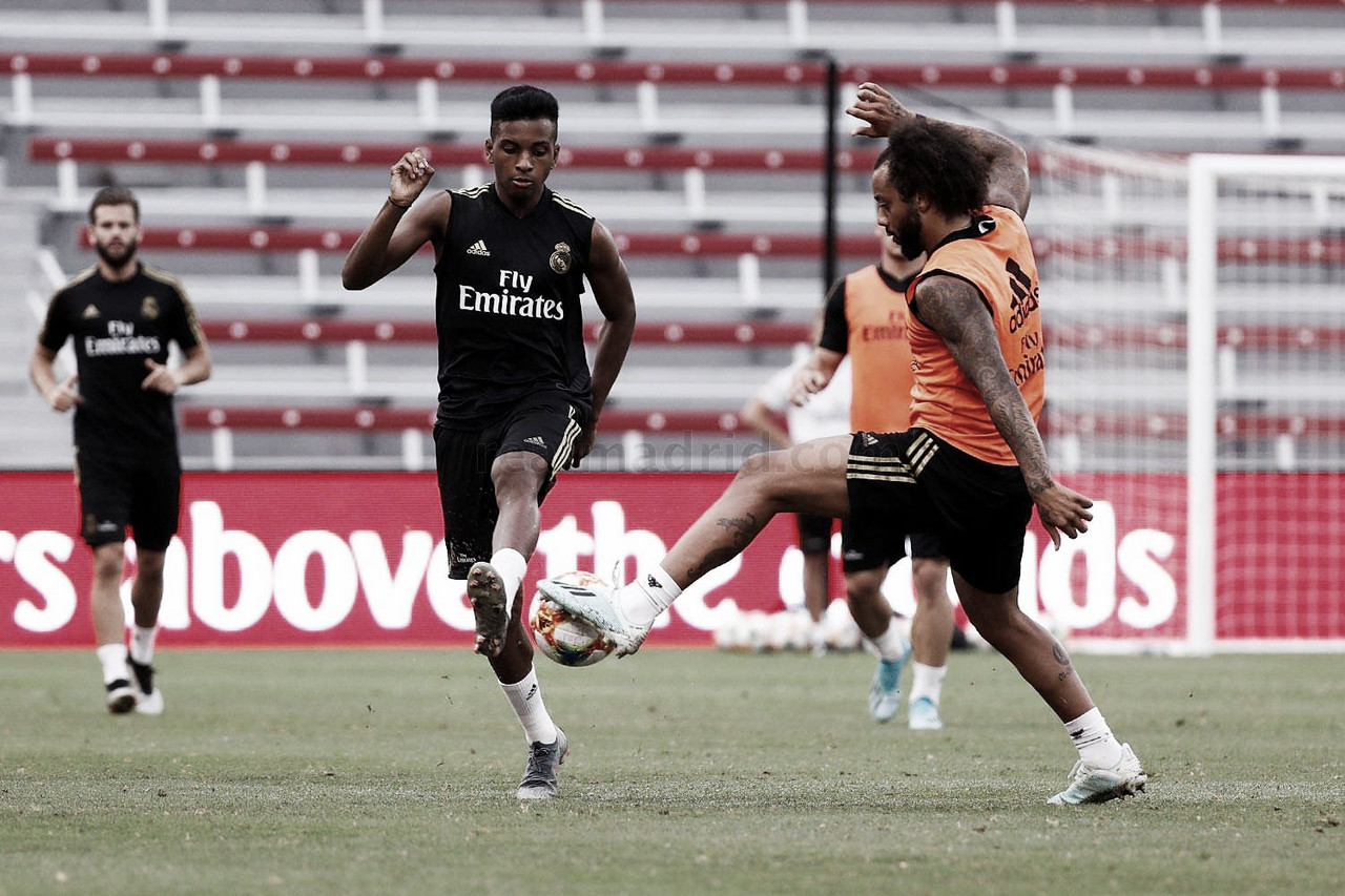 Previa Real Madrid - Arsenal: en busca del ritmo competitivo