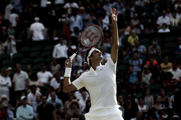 """Roger Federer: """"Ahora es cuando esto se pone mucho más interesante"""""""