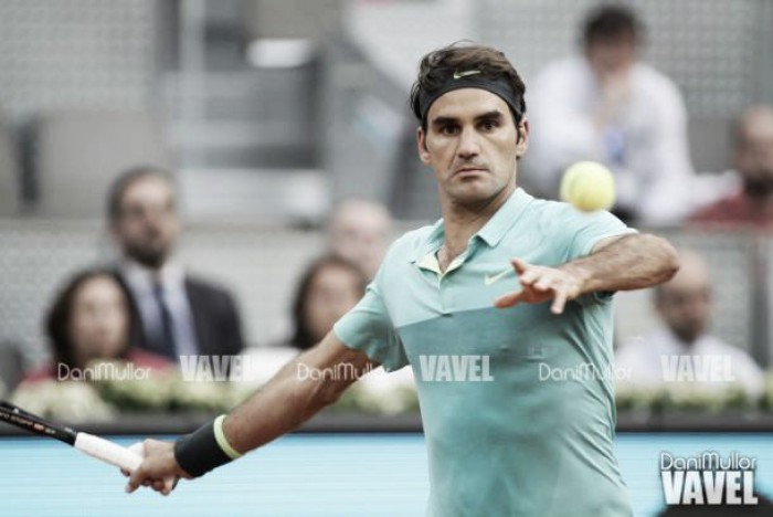 ATP Finals - Federer vs Goffin, pennellate d'autore