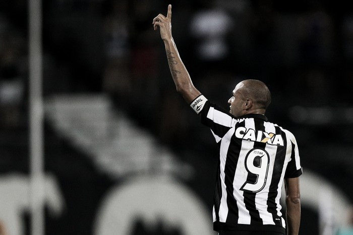 Gols de Botafogo 2 x 0 Flamengo — Brasileiro