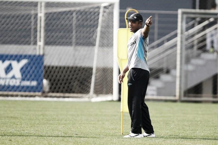 """Roger lamenta falta de precisão na finalização em empate contra Palmeiras: """"Não fomos eficientes"""""""