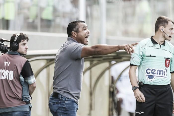 Confiante, Roger vê Atlético-MG mais encorpado para clássico contra Cruzeiro