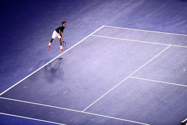 """Federer: """"Rafa ha giocato meglio; non vedo l'ora di tornare in campo"""""""
