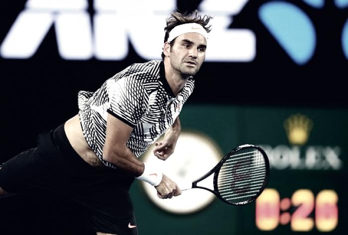 Australian Open 2017 - Federer avanti a fatica: Melzer al tappeto in quattro set
