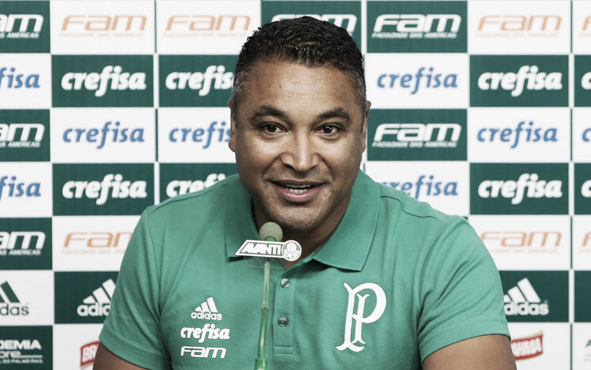 """Roger Machado minimiza melhor campanha do Paulistão: """"Não nos garante favoritismo"""""""