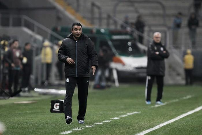 Roger Machado elogia jovens na vitória sobre Santos e projeta clássico Gre-Nal