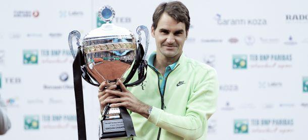 Roger Federer, Emperador de Constantinopla
