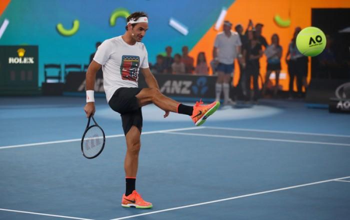 Australian Open 2017, il programma maschile della prima giornata: subito Federer e Murray