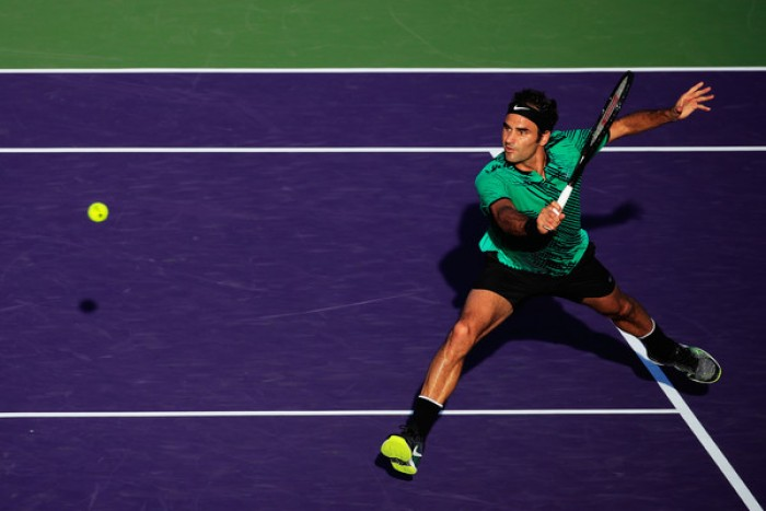 Tennis, semifinale Masters 1000 Miami: Federer-Kyrgios, gli highlights
