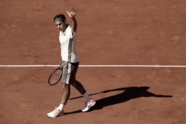 La magia está intacta, Roger Federer a semifinales