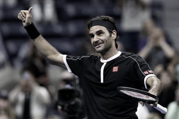 Federer sigue en la búsqueda de la sexta
