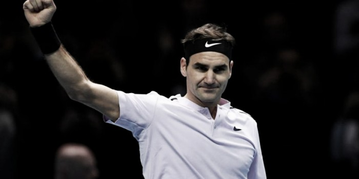 """Federer: """"Mantener el saque será fundamental en este torneo"""""""