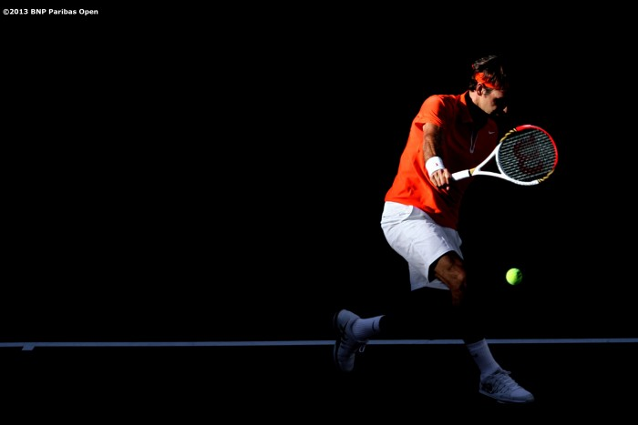 Tennis: torna Federer, in 8.000 all'allenamento a Perth