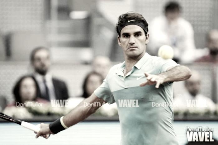Roger Federer, las manos que modelaron el golpe de Dios