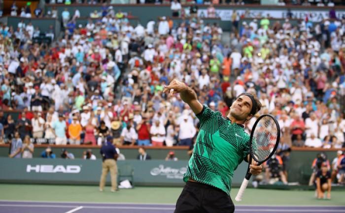 Indian Wells 2017 - Il programma maschile: le semifinali, Federer sfida Sock