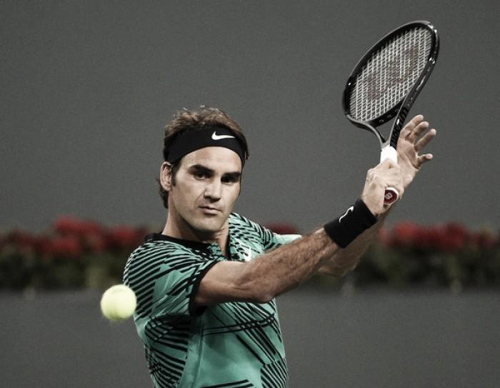 """Roger Federer: """"Rechazo el favoritismo, con mi edad veo las cosas de forma más relajada"""""""