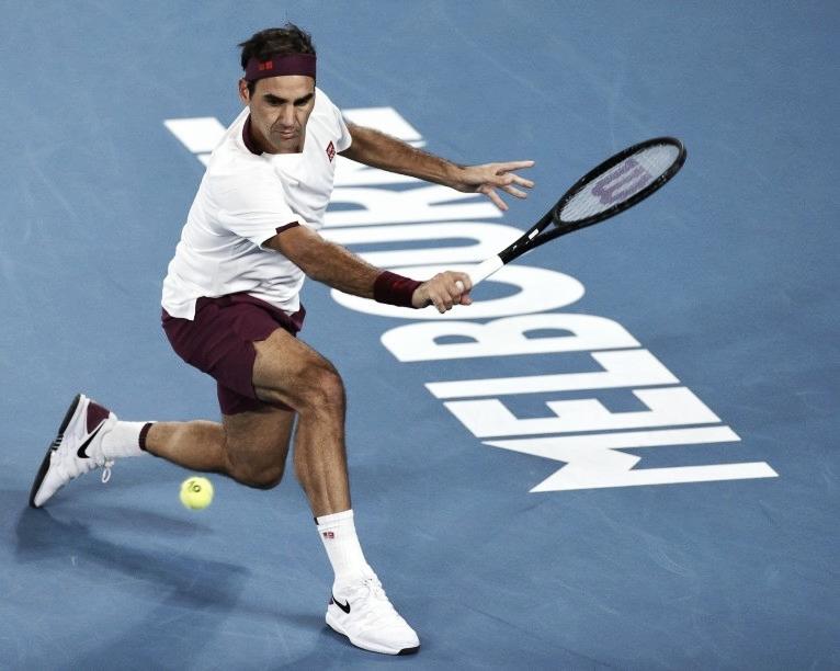 """Federer: """"Quería hacer mi regreso en un torneo más pequeño"""""""