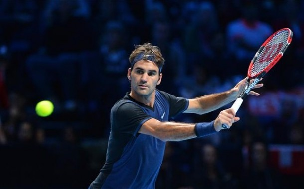 ATP World Tour Finals: Roger Federer Gains Straight Set Victory Over Tomas Berdych