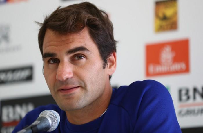 ATP Roma - I dubbi di Federer