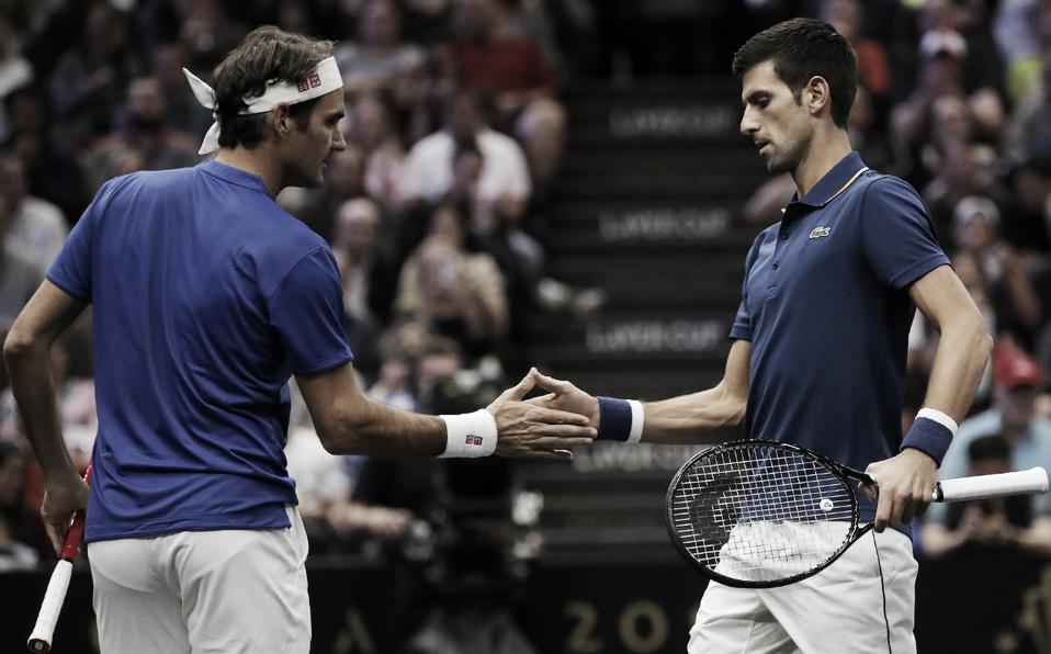 Mañana, Nole vs Roger, Roger vs Nole