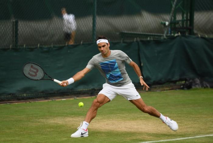 Wimbledon 2017: Roger Federer supera il 1° turno, ritiro per Alexandr Dolgopolov