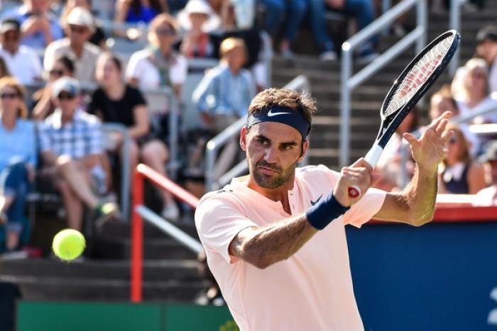 ATP Montreal - Roger Federer e Alexander Zverev, ancora una volta